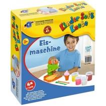Kinder Soft Knete Klei IJsmachine 4 x 150 gram