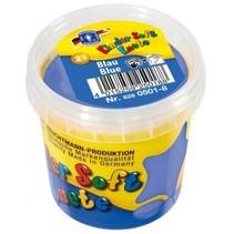 Kinder Soft Knete Basic Klei 150 gram Blauw