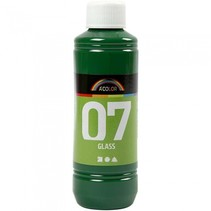 transparante glasverf 250 ml groen