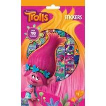 stickervellen Trolls 24 x 14,5 cm