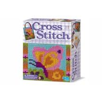 Crea Easy knit kruissteken