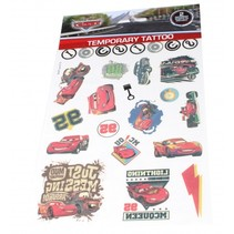 Cars Lightning McQueen tattoos