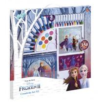 teken- en kleurset Frozen 2 XL Creativity 51-delig