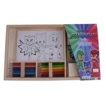 PJ Masks kleurset 19-delig