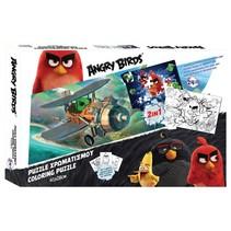 2-zijdige puzzel Angry Birds 24 stukjes
