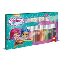 kleurset Shimmer & Shine 41-delig