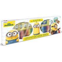 kleurset Minions 86-delig