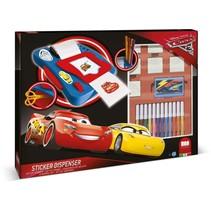 kleurset Cars 23-delig