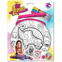 Soy Luna kleur je eigen tas