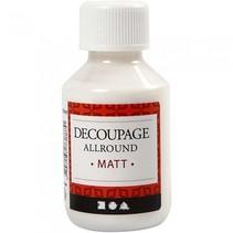decoupage lijmlak mat 100 ml