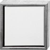 canvas met lijst 24 x 3 cm 6 stuks