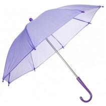 paraplu 50 cm paars