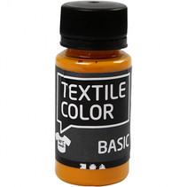 textielverf Basic 50 ml mosterdgeel