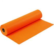 hobbyvilt Felt 500 x 45 cm oranje