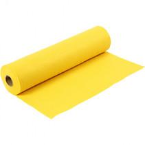 hobbyvilt Felt 500 x 45 cm geel