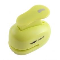 figuurpons voet 5 cm groen