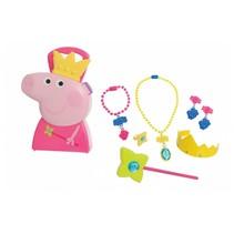 juwelendoos Peppa Pig meisjes roze 7-delig