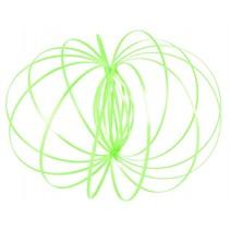 Magic Rings 13 cm groen