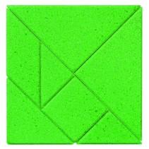 Stenen Puzzel: Vierkant