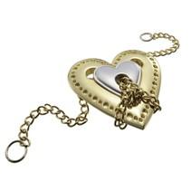 breinbreker Cast Heart zilver/goud