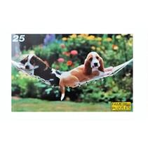 legpuzzel honden 25 stuks multicolor