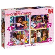Puzzel Fancy Nancy 4-in-1 12/20/30/36 stukjes