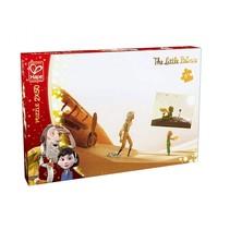 legpuzzel De Kleine Prins - Loving friends 2 puzzels 50 stukjes