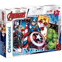 maxi supercolor legpuzzel Avengers 24 stukjes
