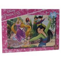 Disney Princess 50 stukjes legpuzzel