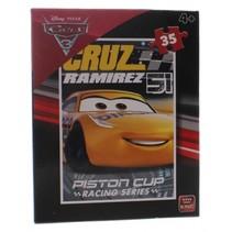 legpuzzel Disney Cars 3 Cruz Ramirez junior 35 stukjes