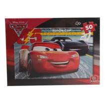 legpuzzel Disney Cars Piston Cup junior karton 50 stukjes