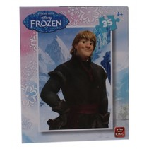 legpuzzel Frozen Kristoff junior karton 35 stukjes