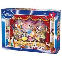 legpuzzel Disney Theaterspektakel 99 stukjes