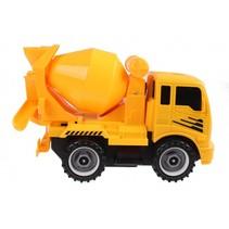 bouwtruck 20 cm geel Truck