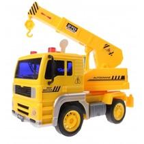 hoogwerker jongens 12 cm geel