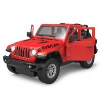RC Jeep Wrangler JL jongens 2,4 GHz 1:14 rood