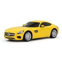 RC Mercedes-AMG GT 27 MHz jongens 1:24 geel
