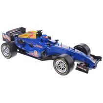 raceauto Super Max blauw licht en geluid