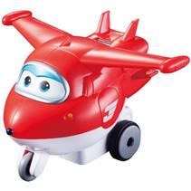 Super Wings Series 1 Vroom n' Zoom - Jett rood