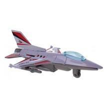 Vliegtuig FA-18EF 10 cm roze
