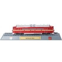 modeltrein Danube Express Nohab M61 12 cm