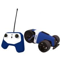 RC trike met afstandsbediening 18 cm blauw