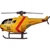 reddingshelikopter geel 35,5 cm