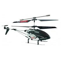 RC Helikopter C906 24 cm zwart/wit