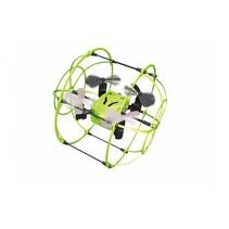 quadrocopter Korix Flying Rolling 2,4 GHz 10 cm groen