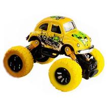 monstertruck jongens 12 cm staal geel