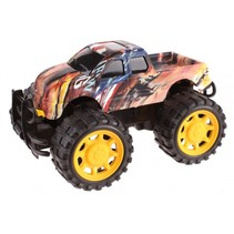 monstertruck Rapid Speed Rebel 18 cm USA