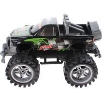 monstertruck King Overlord 26 cm zwart/groen