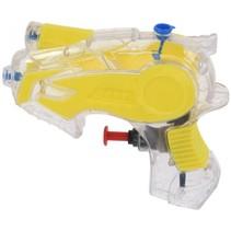 waterpistool 12 cm geel