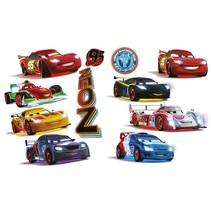 muurstickers Cars 11 stuks